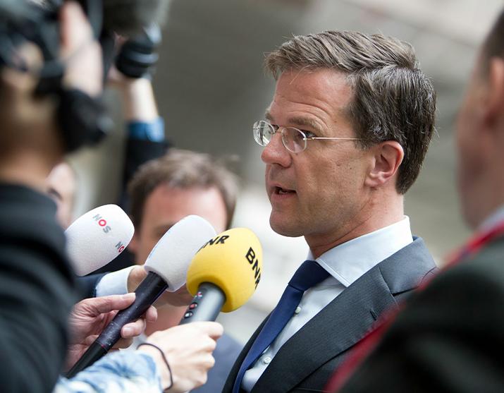 Mark Rutte formatiecrisis