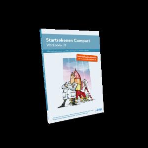 Startrekenen Compact 2F werkboek