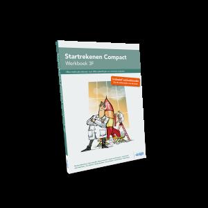 Startrekenen Compact Werkboek 3F